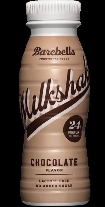 barebells hazelnut cream