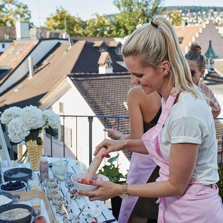 Barebells Zurich Rooftop
