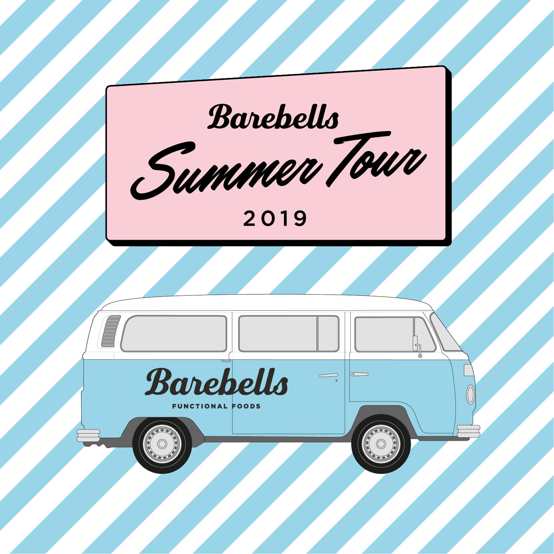 Barebells Sommarturné 2019