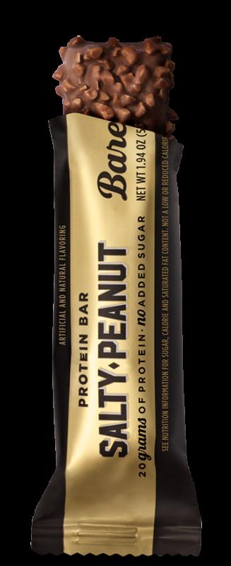 Barebells Salty Peanut protein bar