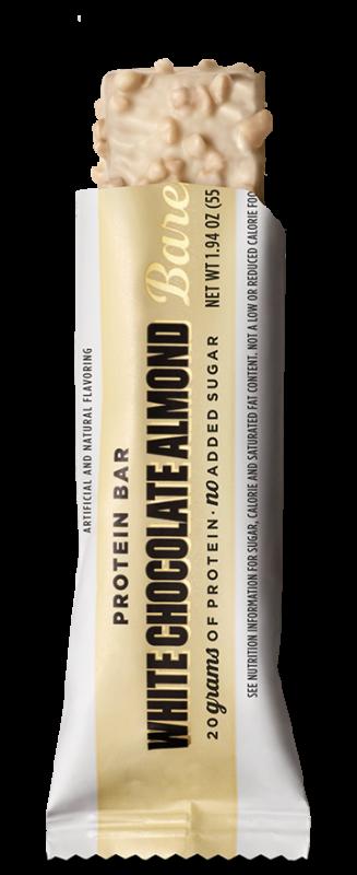 Barebells White Chocolate Almond Proteinbar